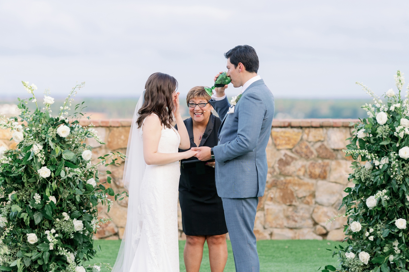 bilingual wedding officiant orlando