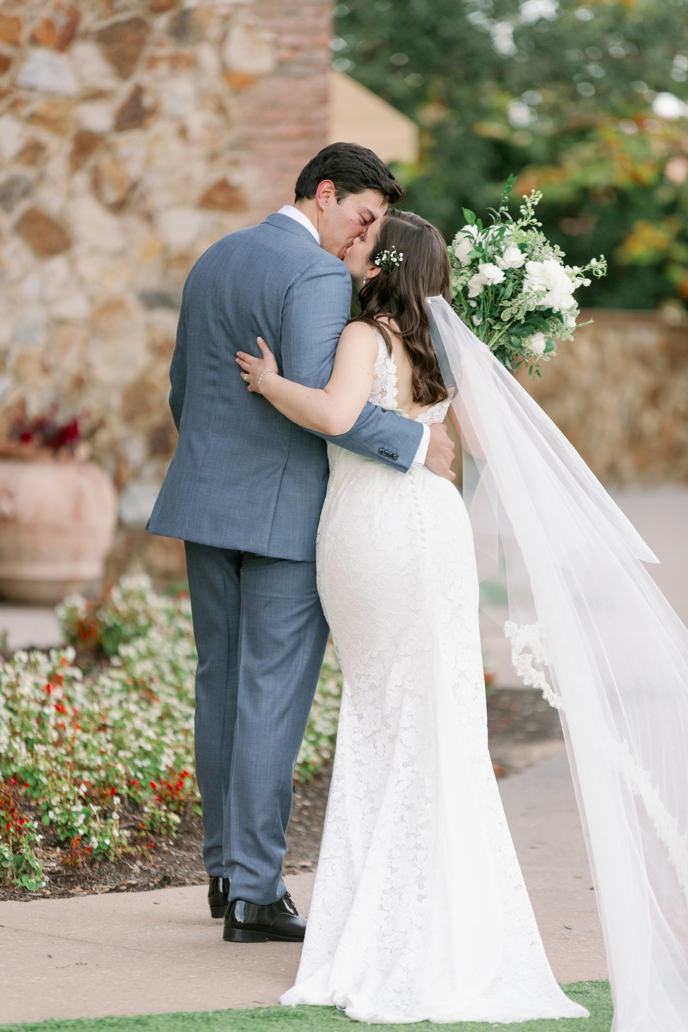 amazing bridal veil