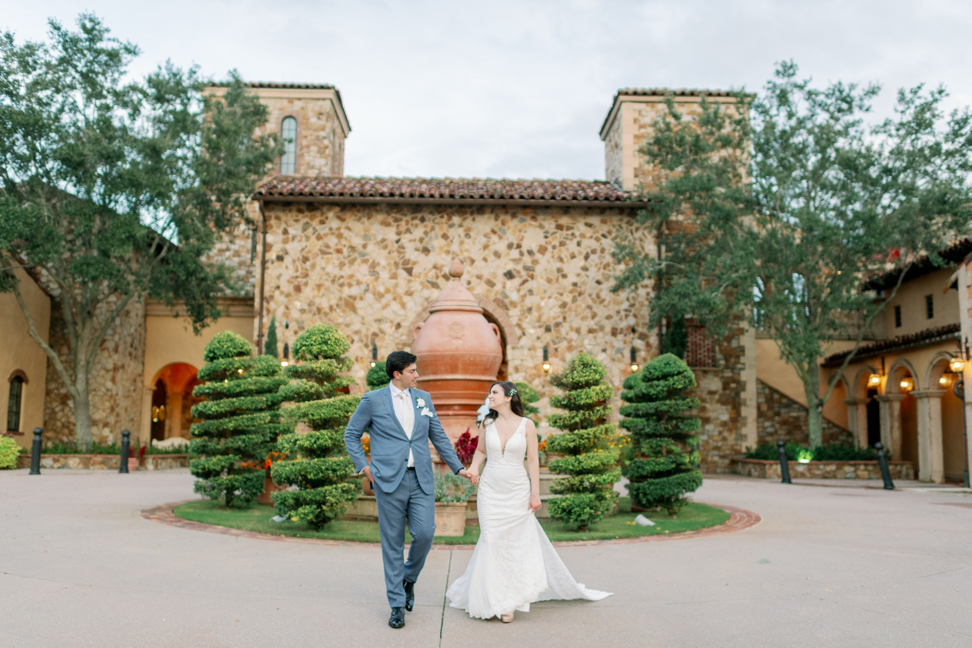 bella collina weddings