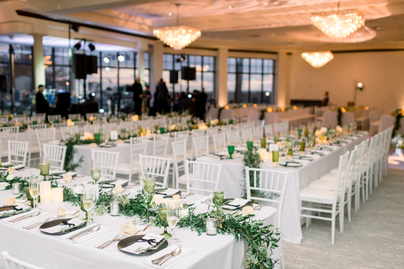 bella collina ballroom renovation