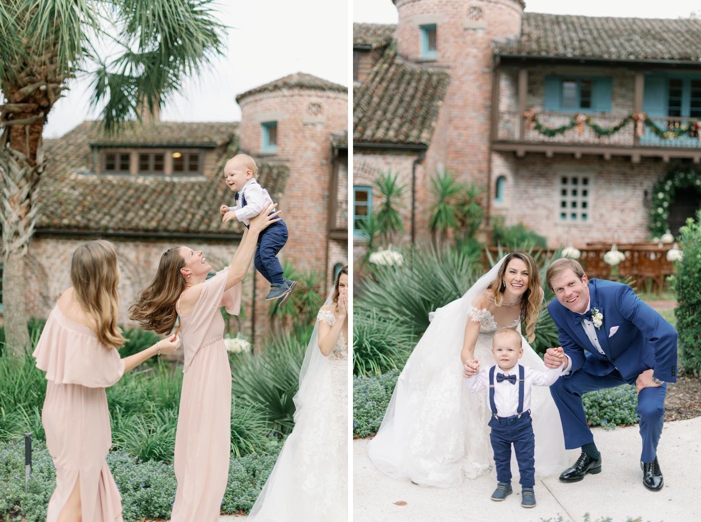 wedding photography at casa feliz