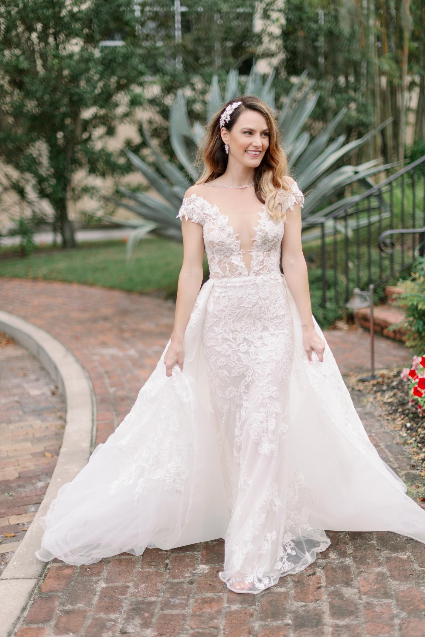 winter park bridal gown