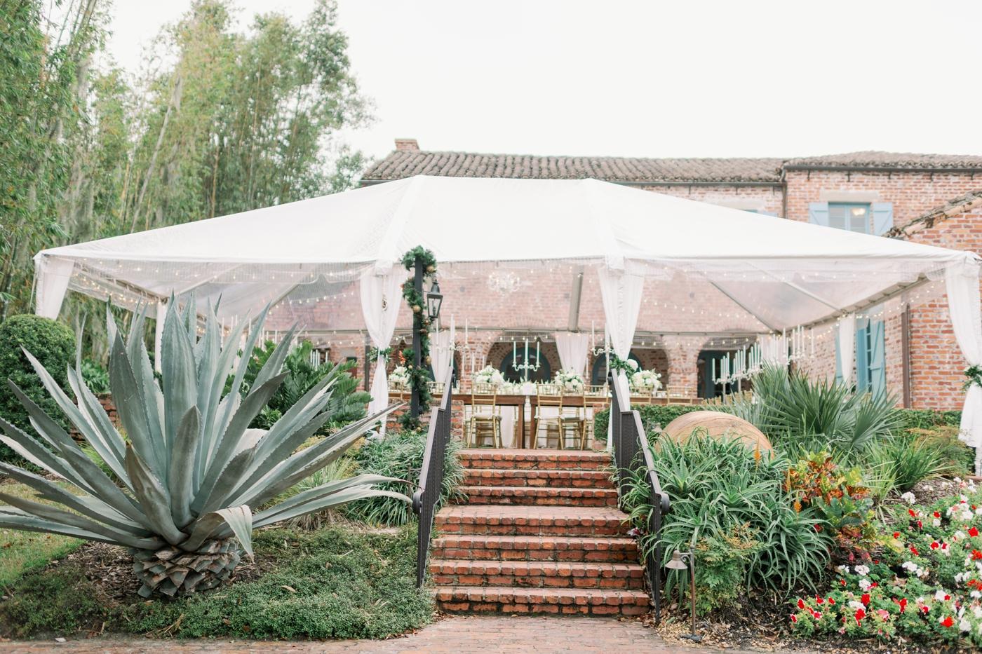 estate wedding winter park