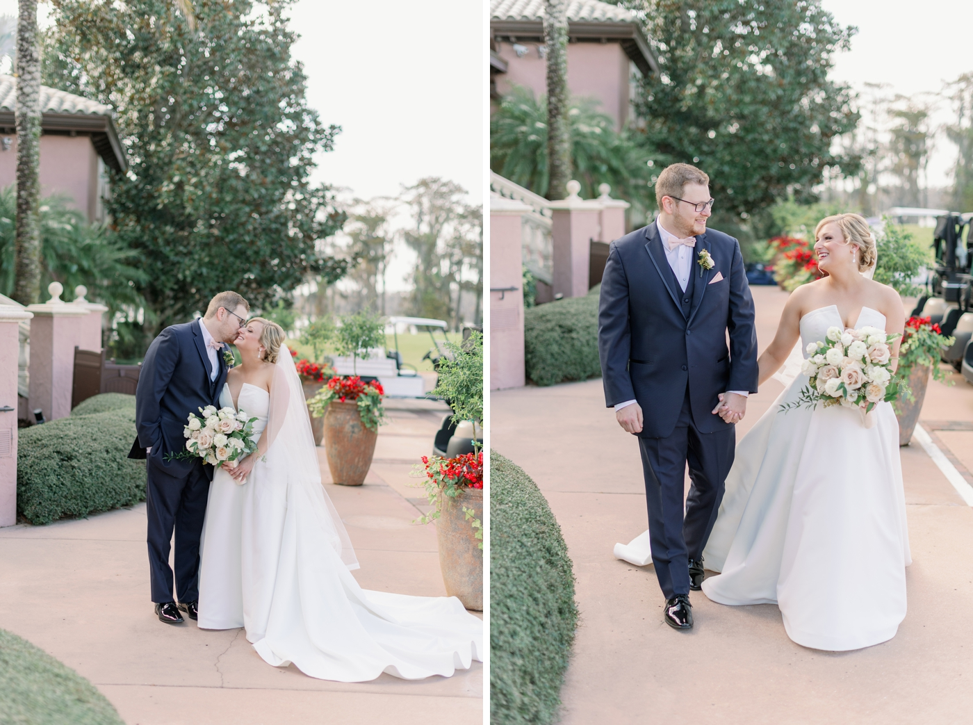 isleworth country club wedding photography