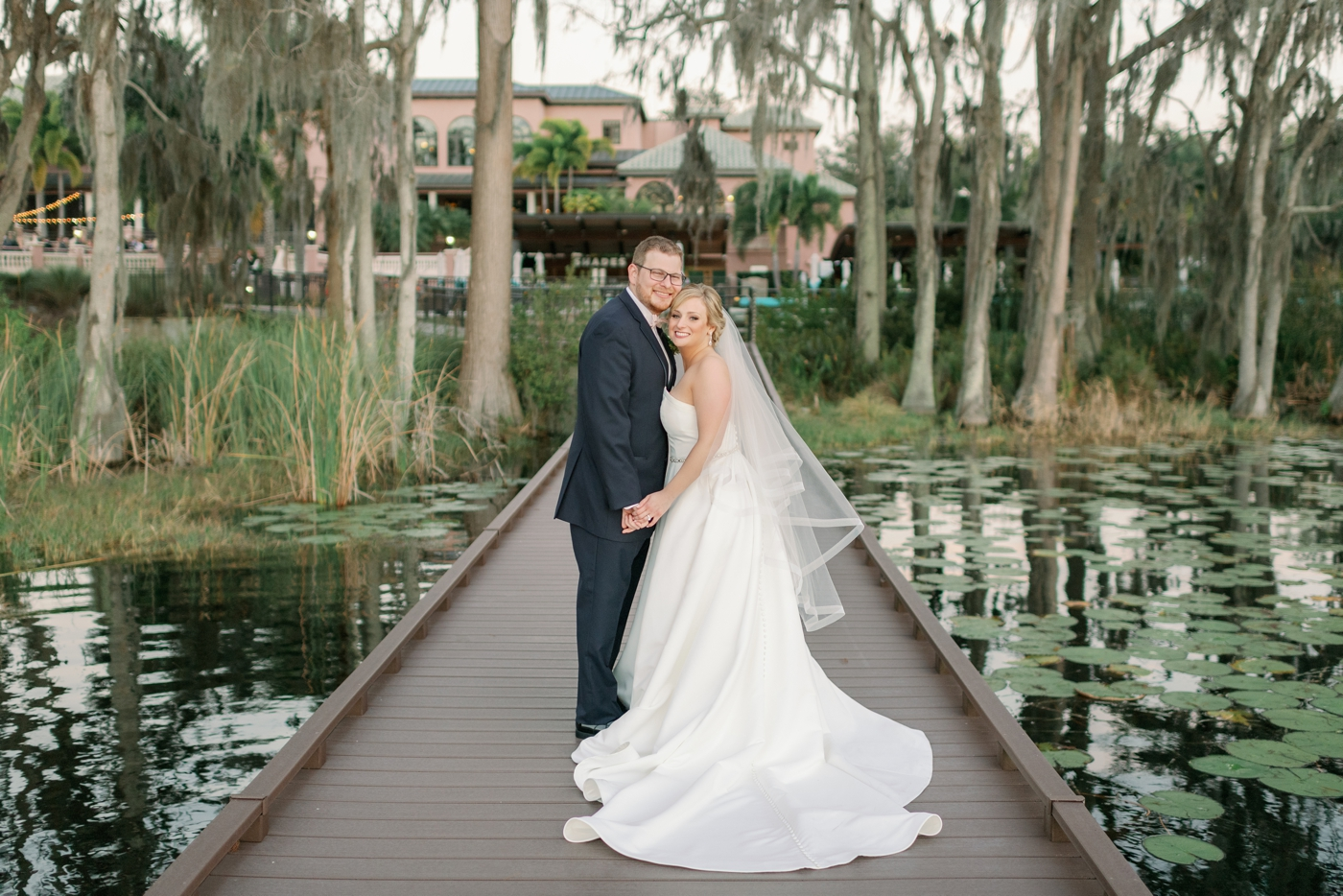 lake wedding venue orlando