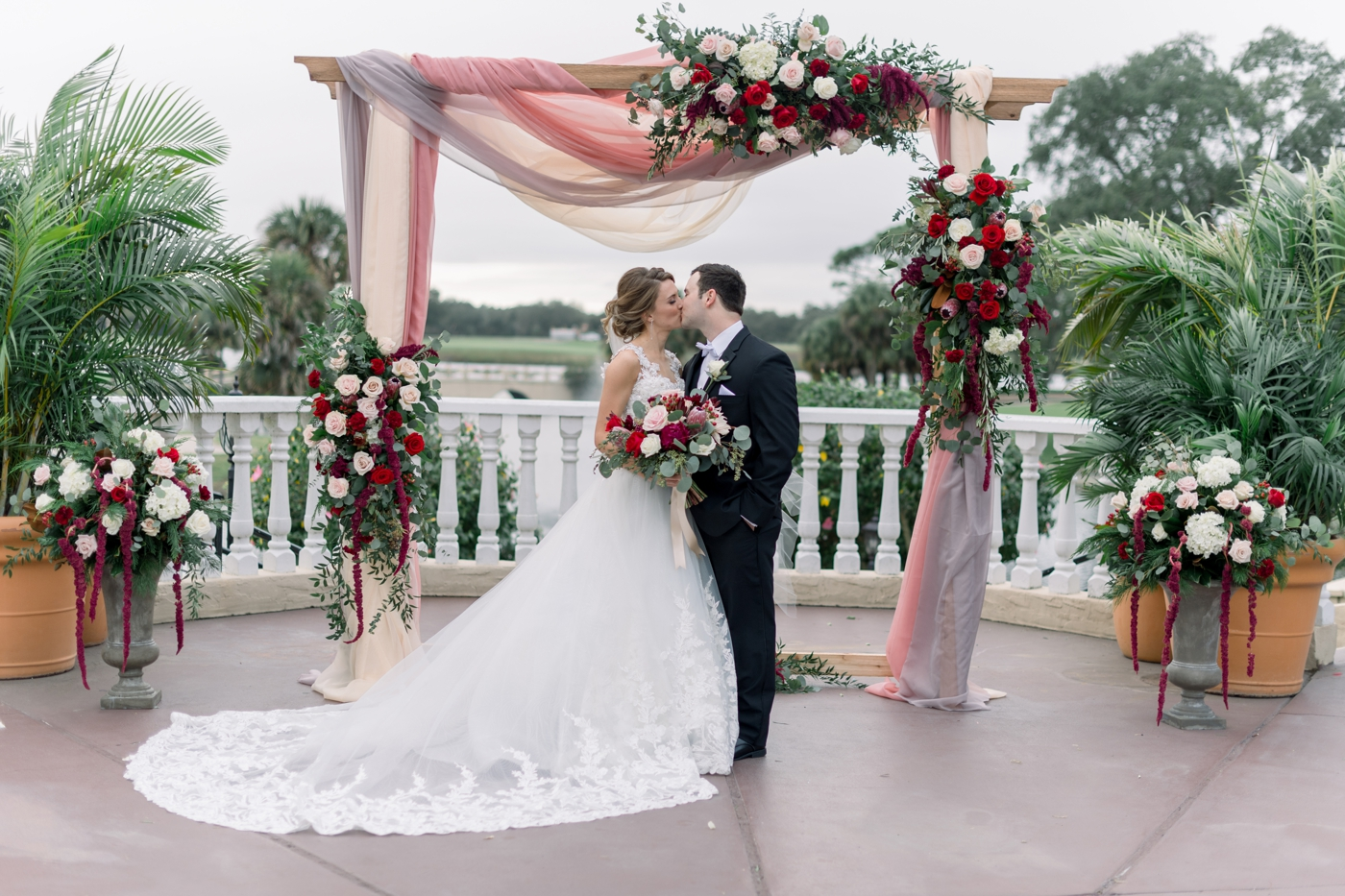 orlando romantic wedding