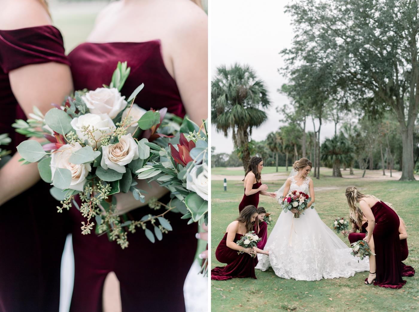 beautiful central florida wedding