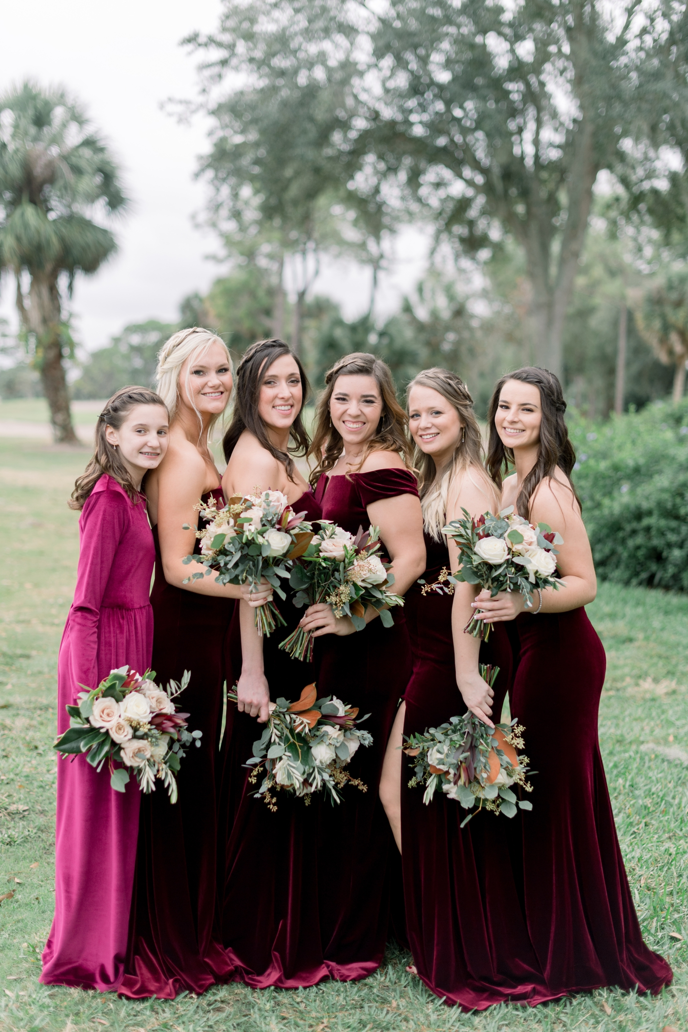 winter wedding florida