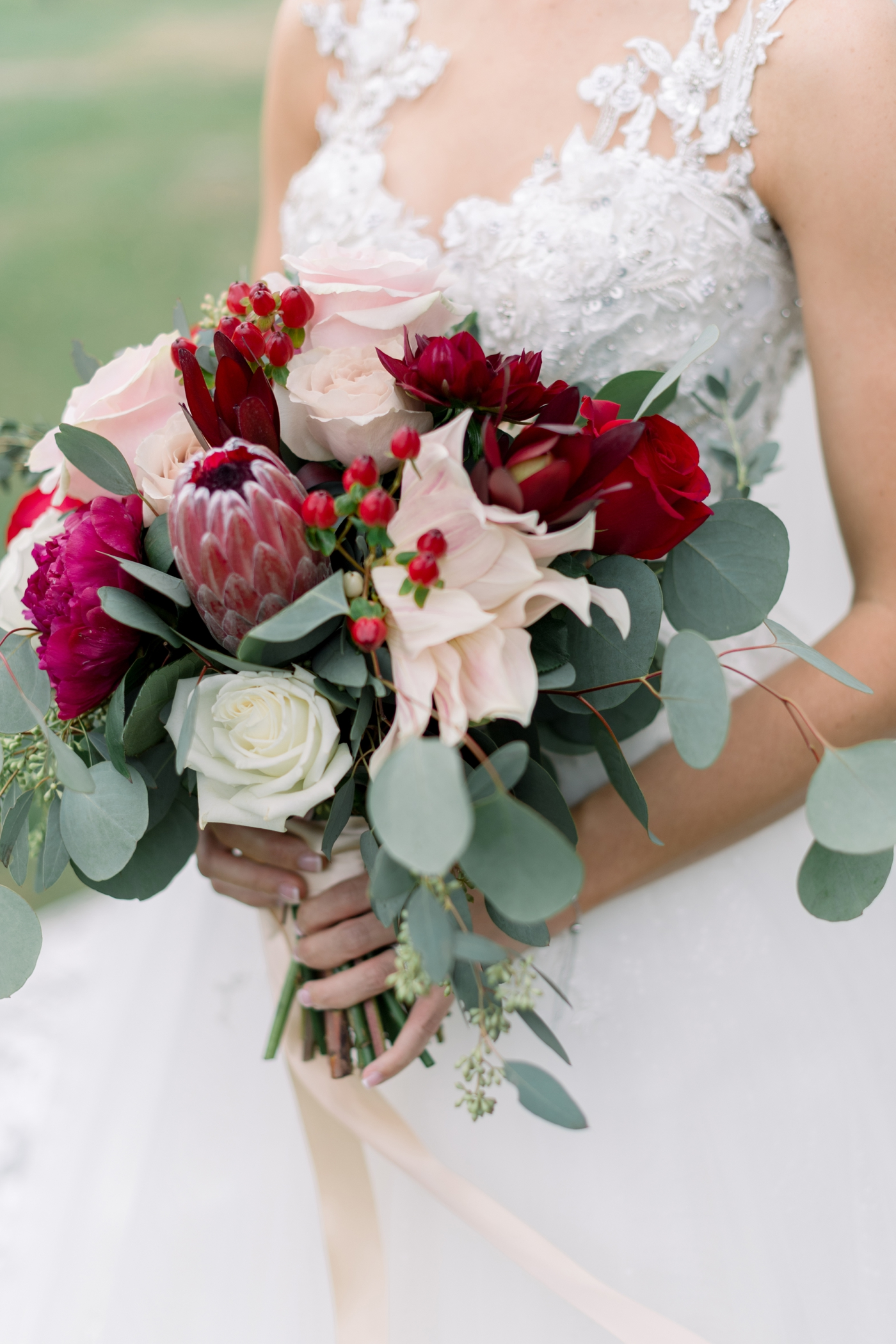 orlando wedding bouquet