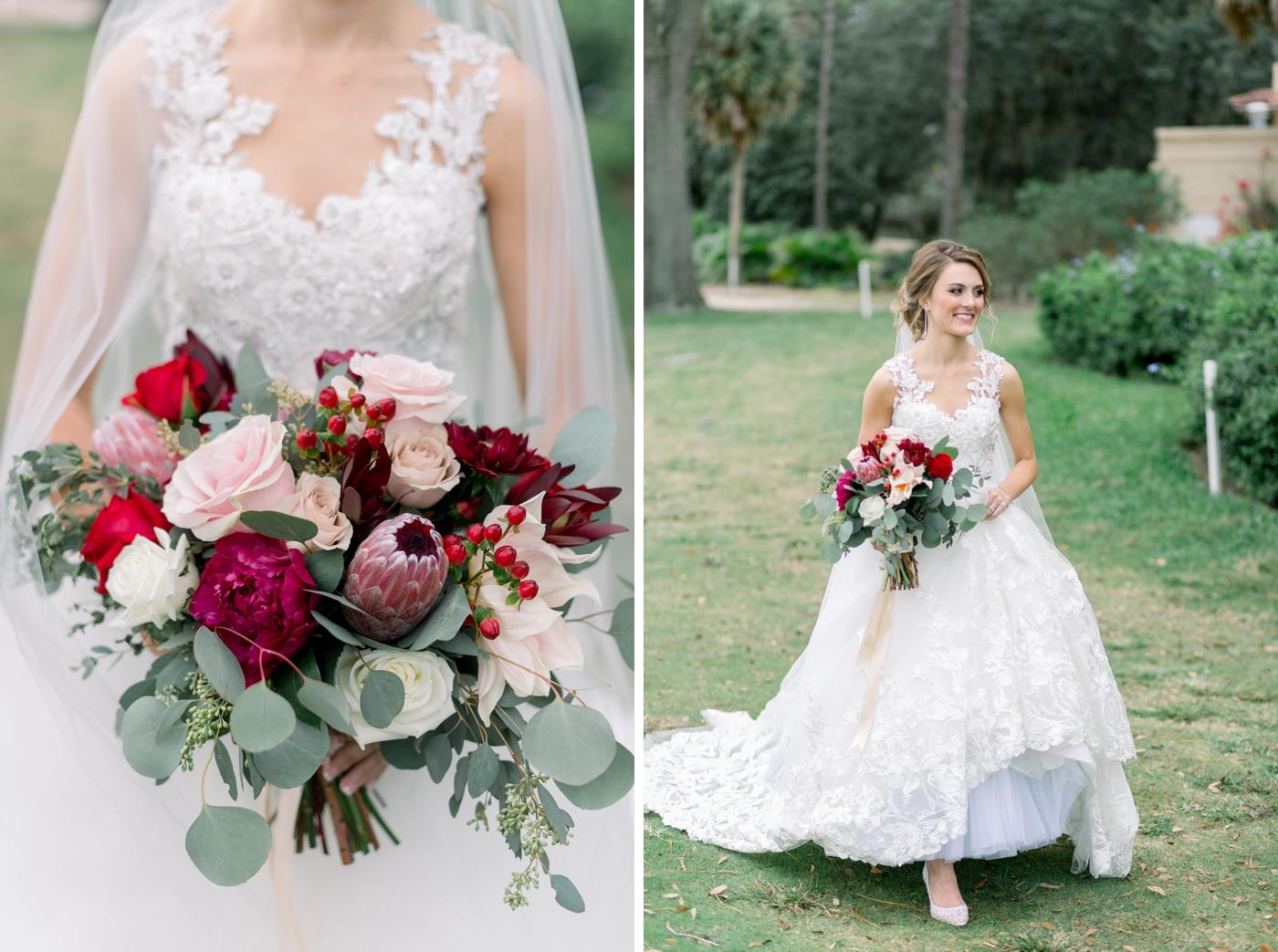 winter bride florida