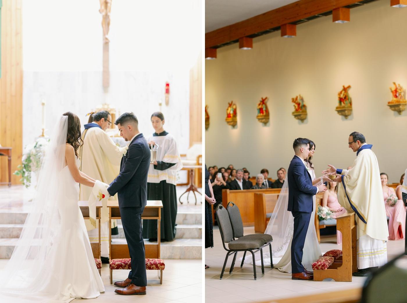 catholic church ceremony photographer
