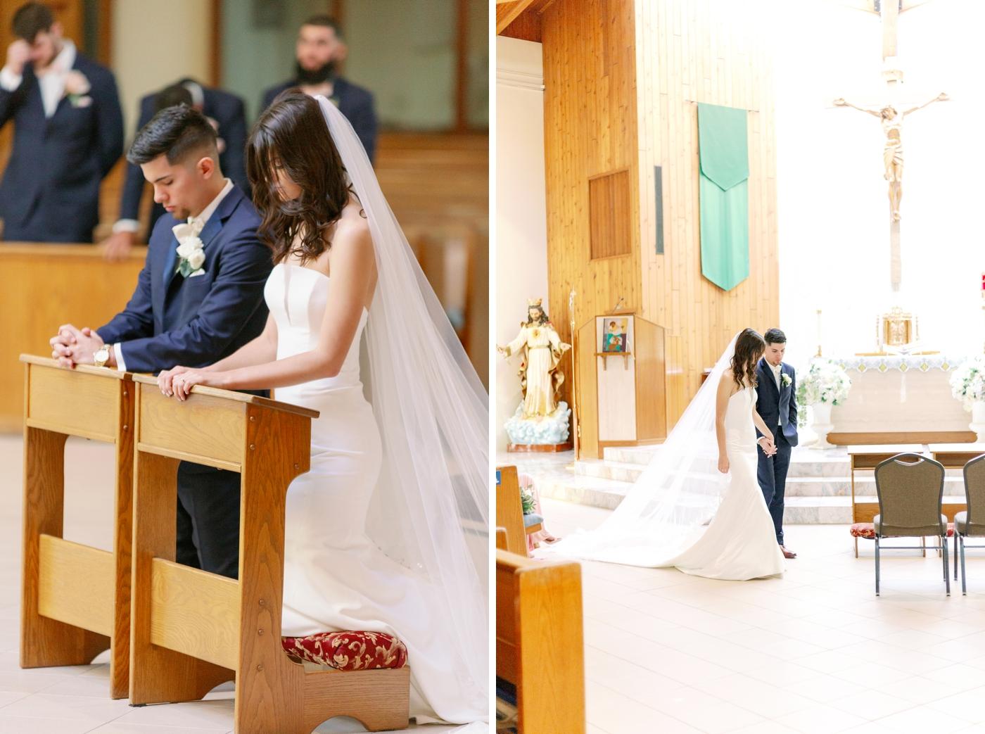 catholic church ceremony photography