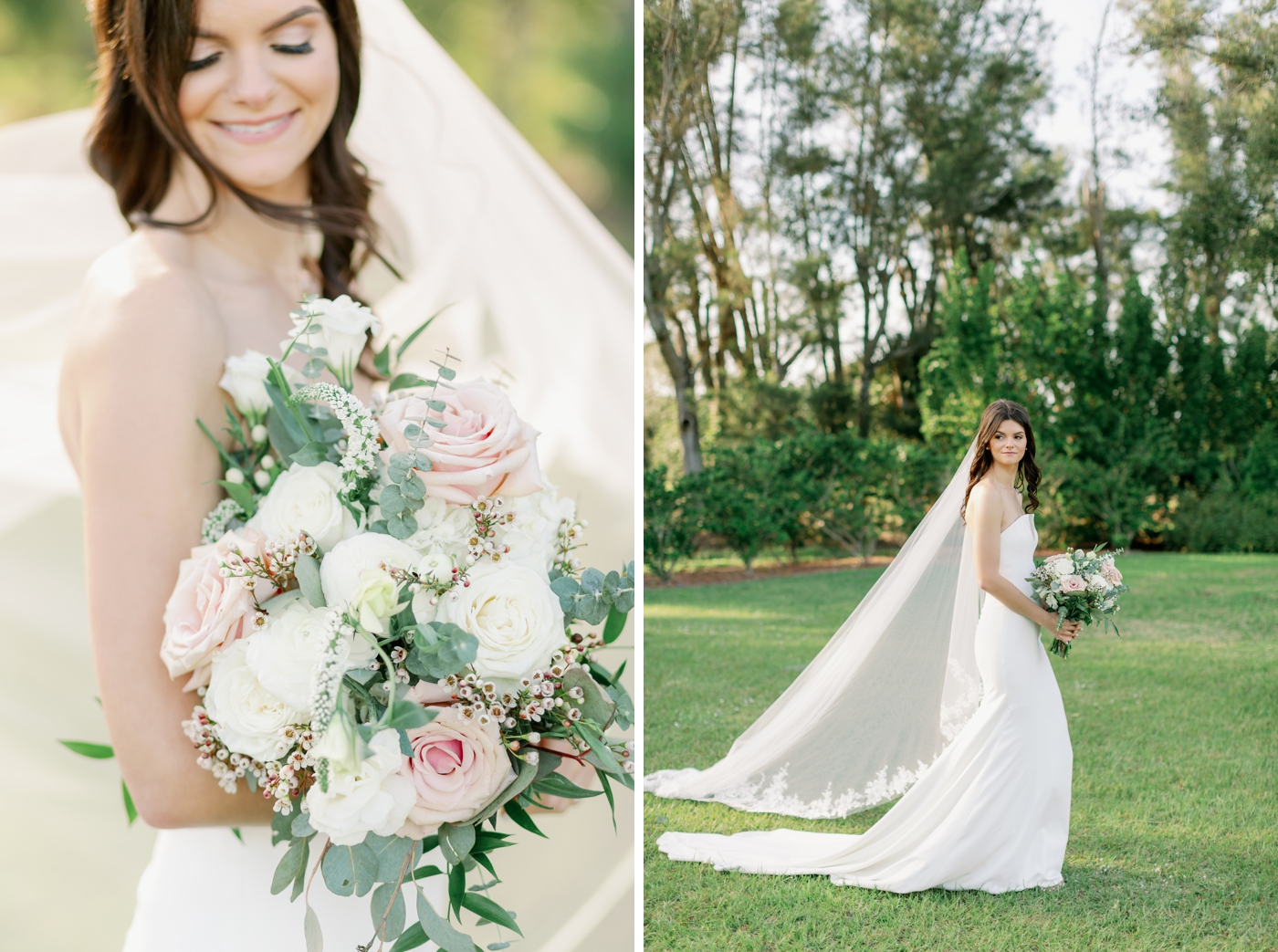 bridal gown photography