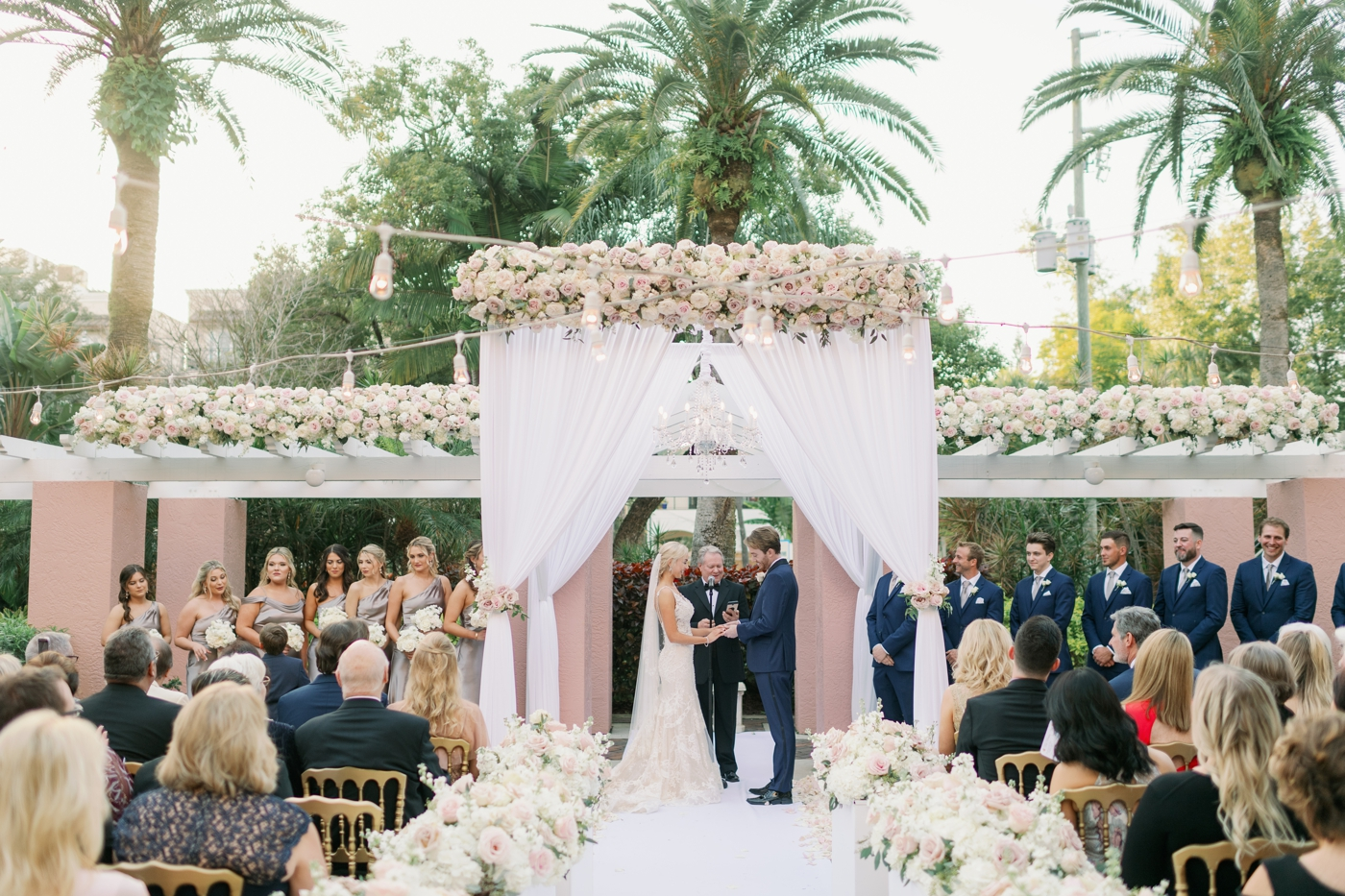 outdoor wedding tampa