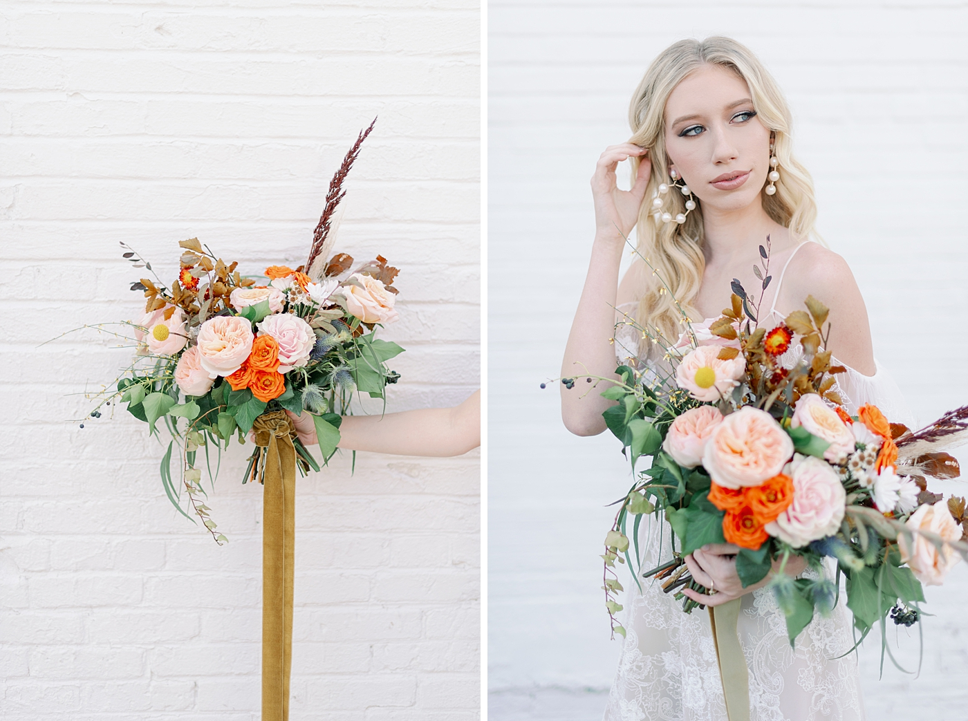 wedding floral photography
