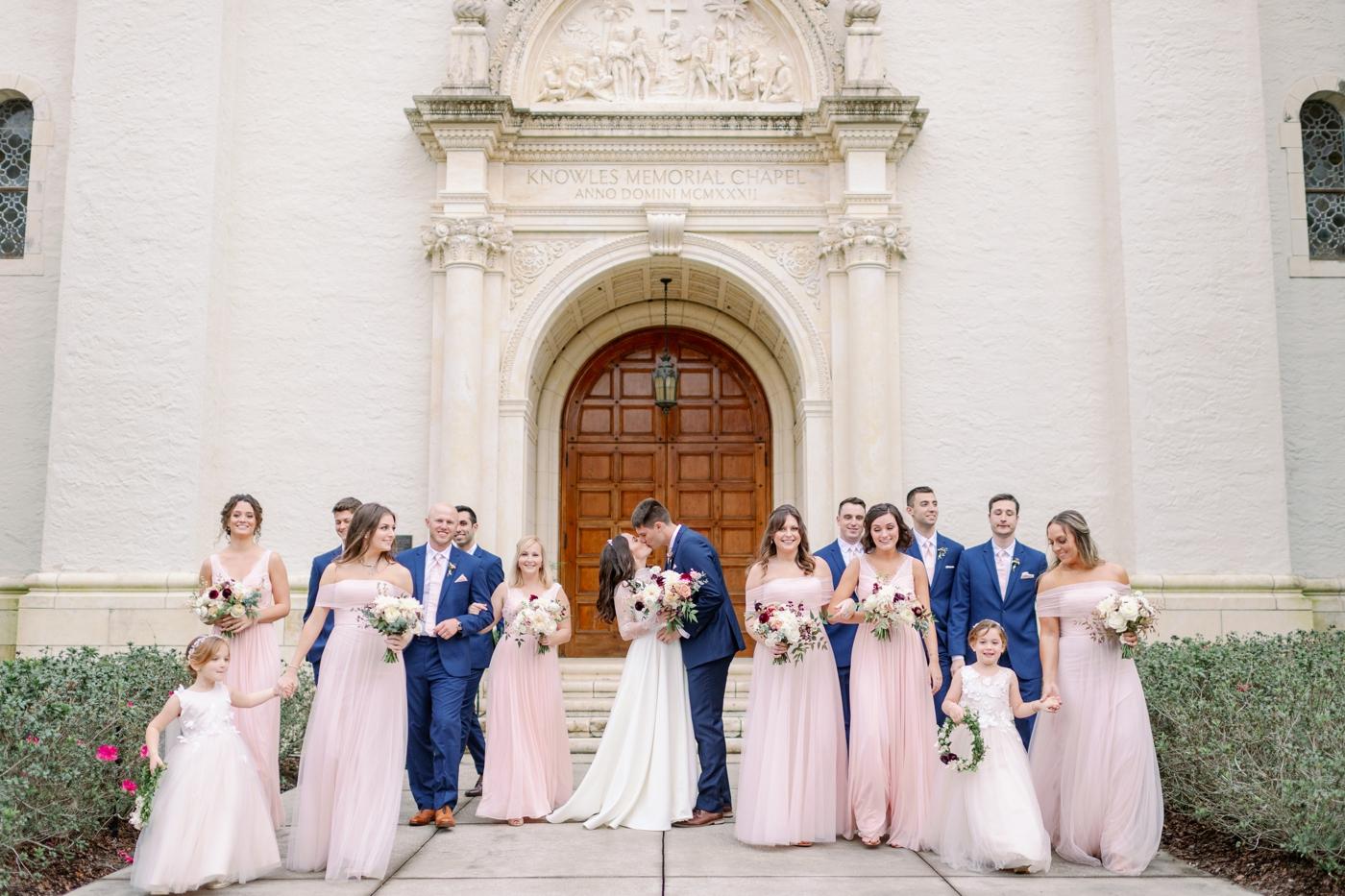cute wedding party photo ideas