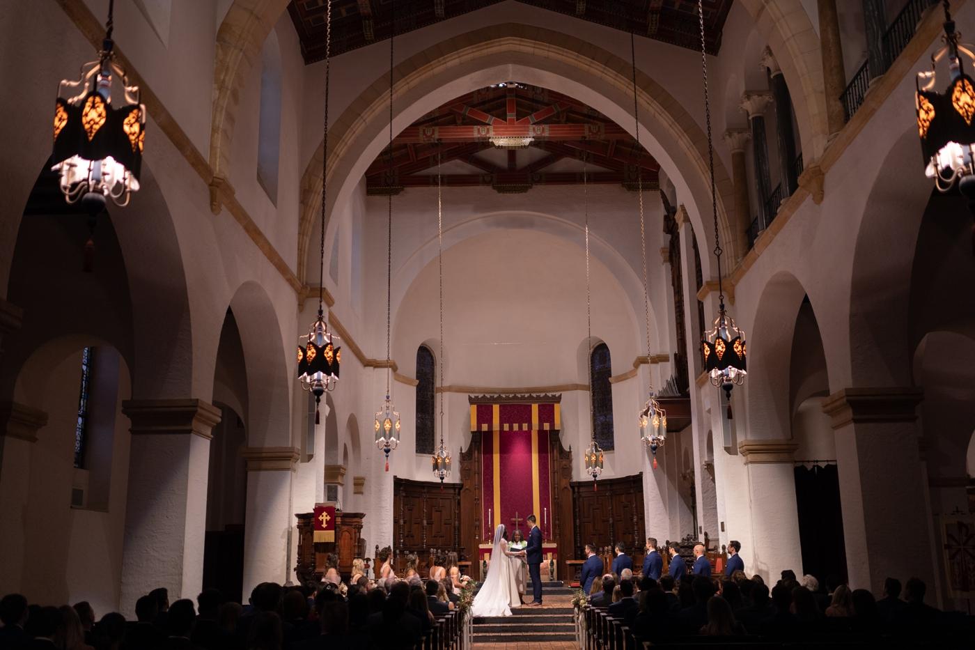 knowles chapel wedding