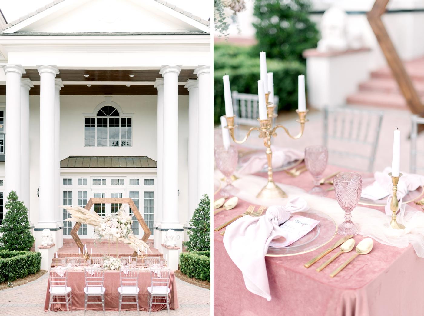 luxmore grande wedding