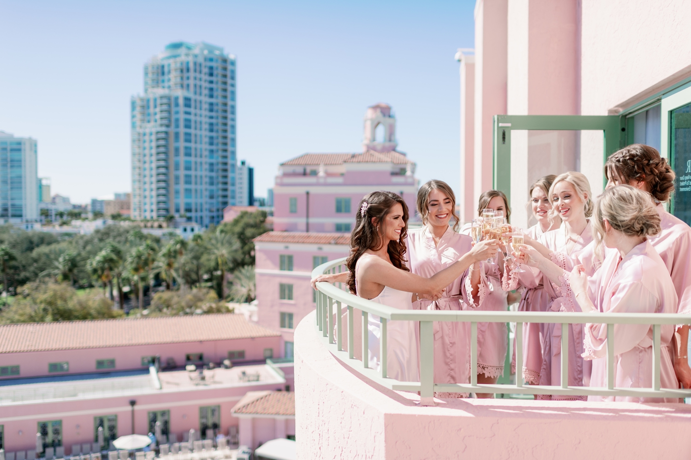 Tampa Bridal Party