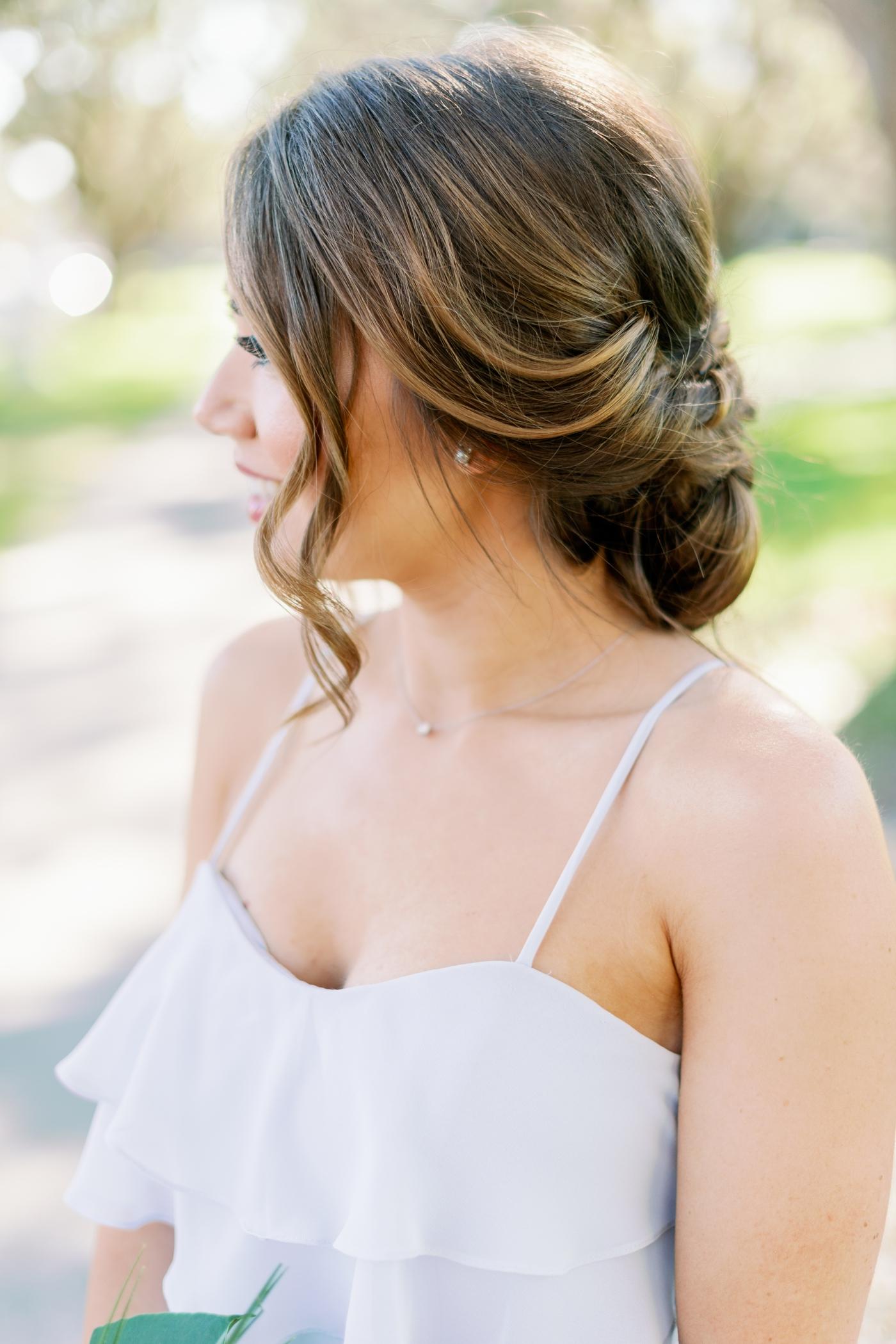 Femme Akoi Hair