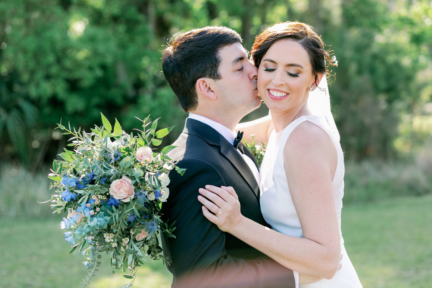 orlando bride and groom photography