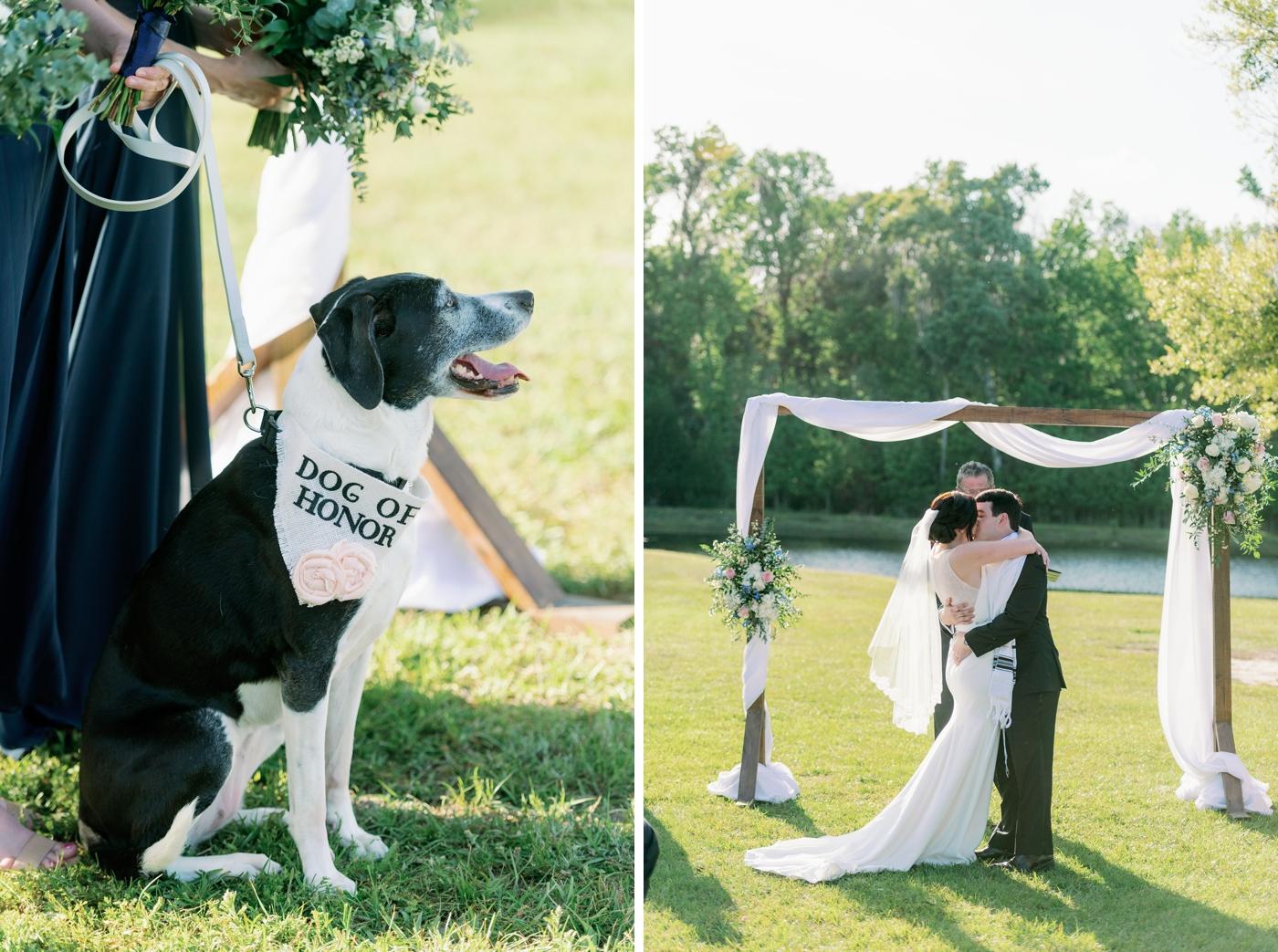 outdoor wedding ceremony photographers