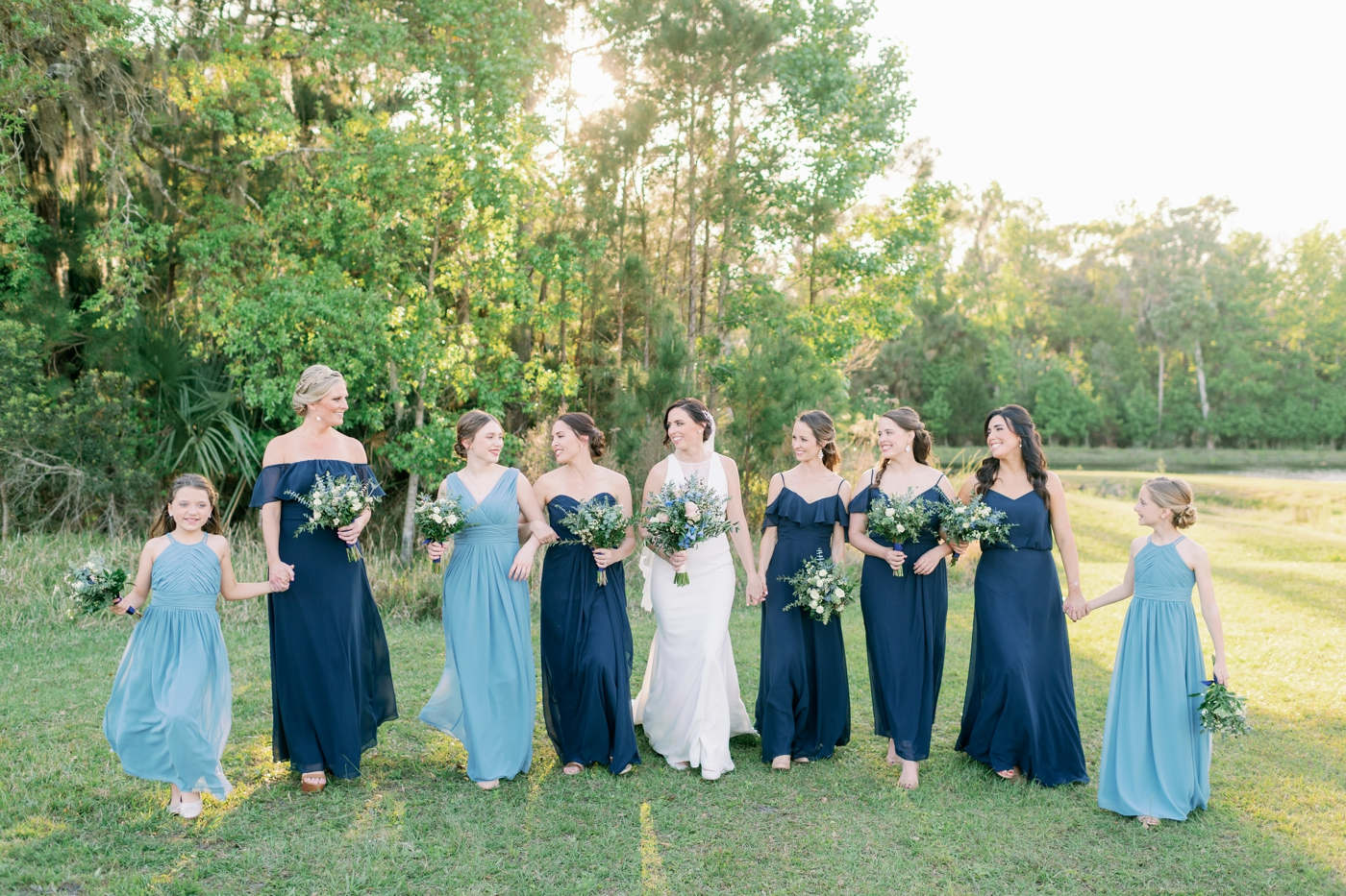 bridesmaids inspiration photography