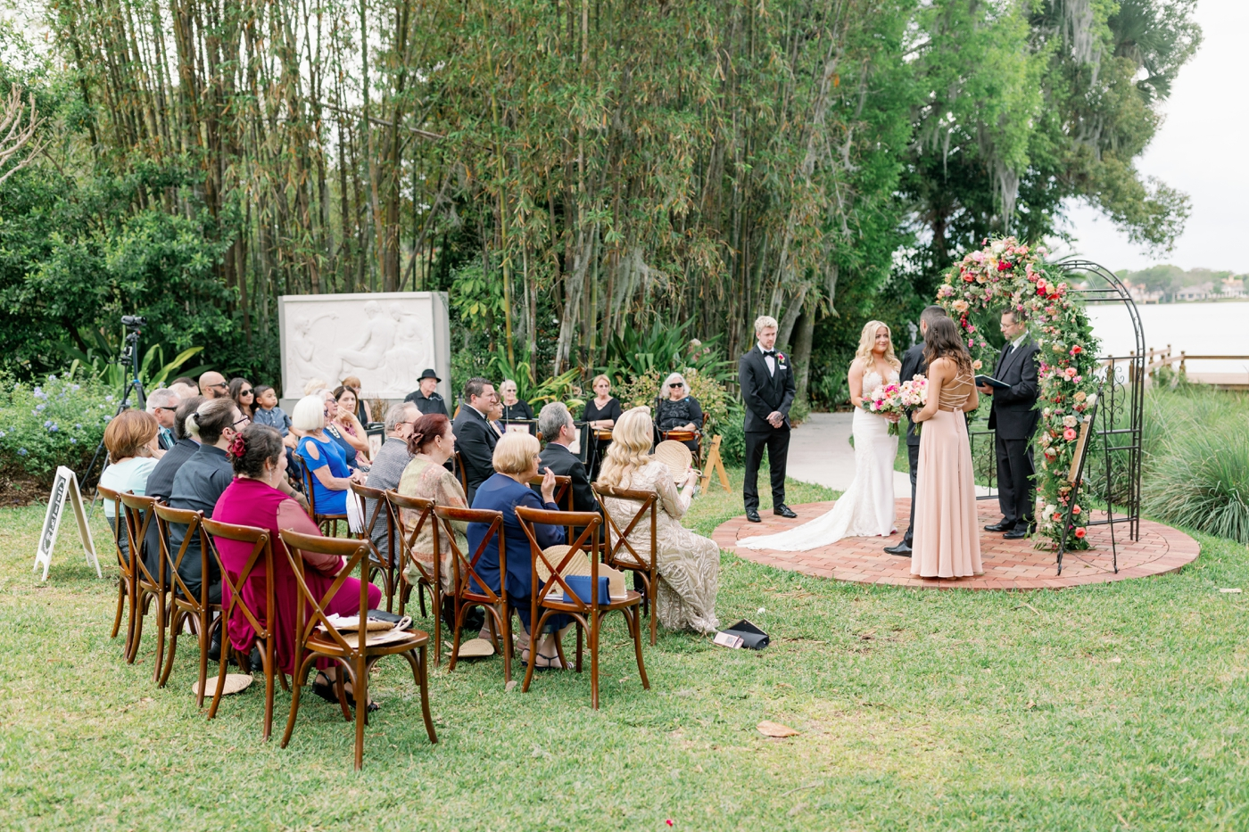 backyard wedding photographer