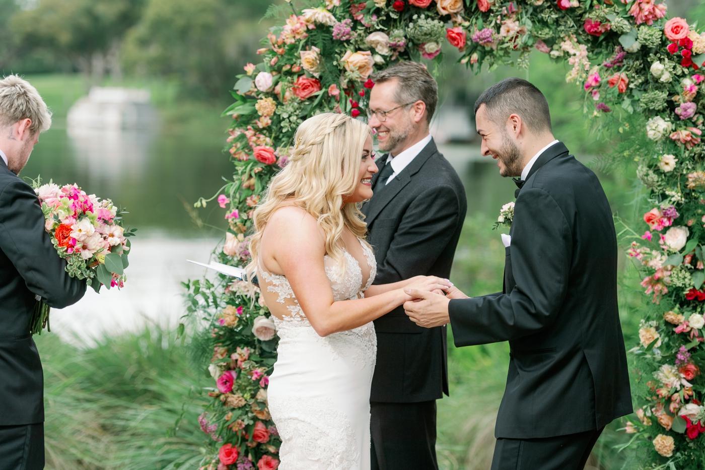 backyard wedding photographers
