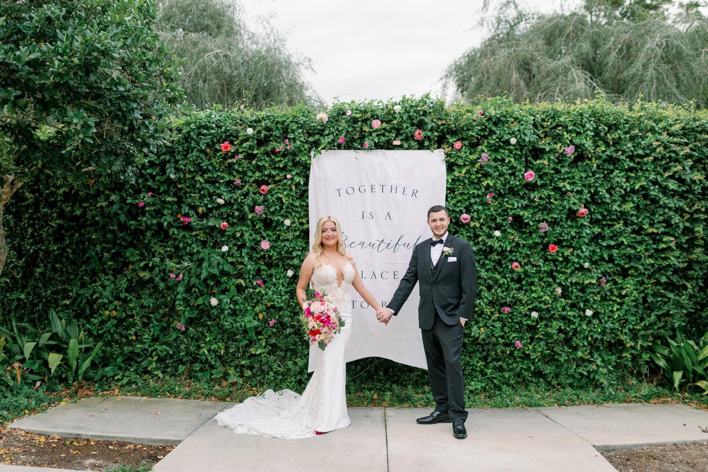 outdoor wedding venue orlando