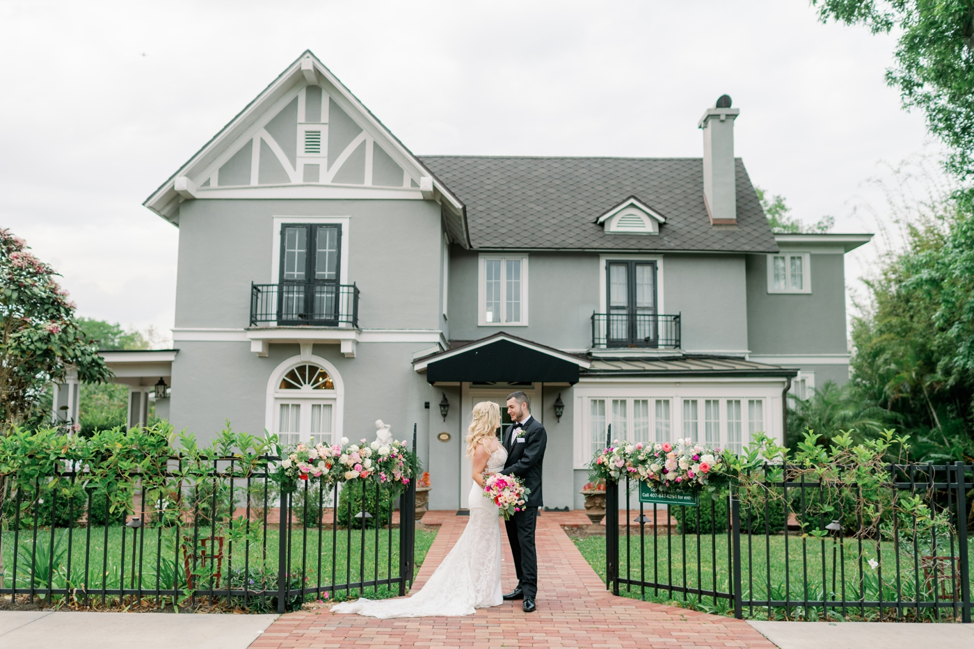 capen house wedding