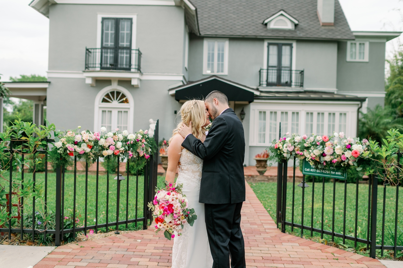 capen house orlando wedding