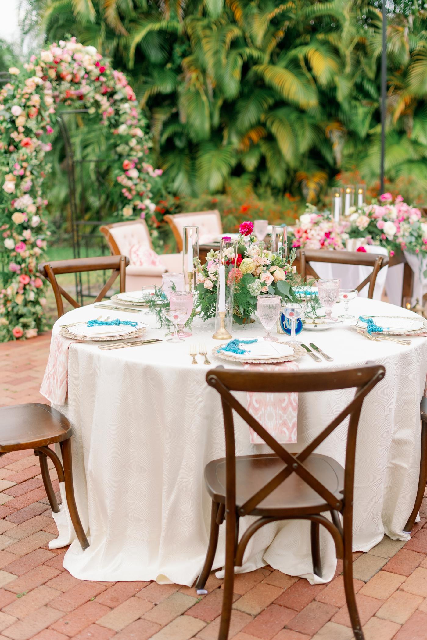 dishie rentals wedding