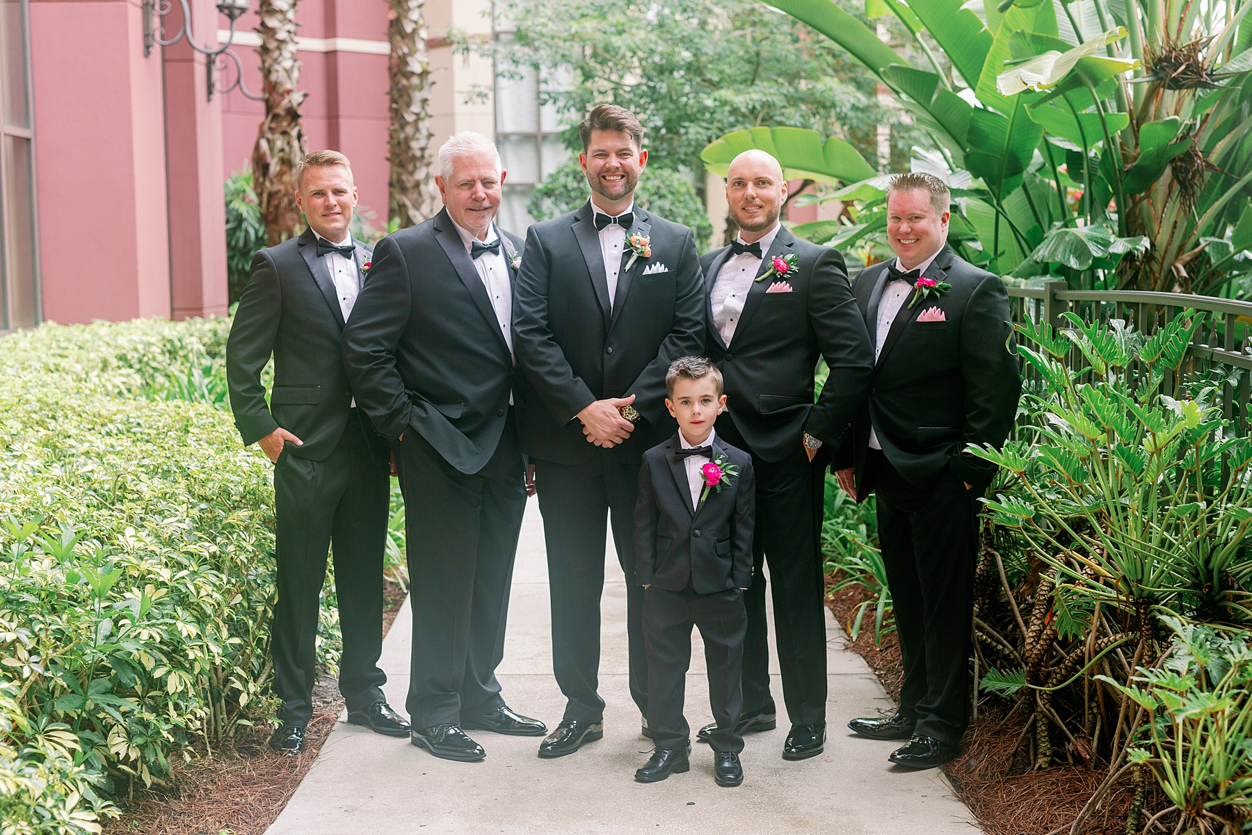 outdoor orlando wedding