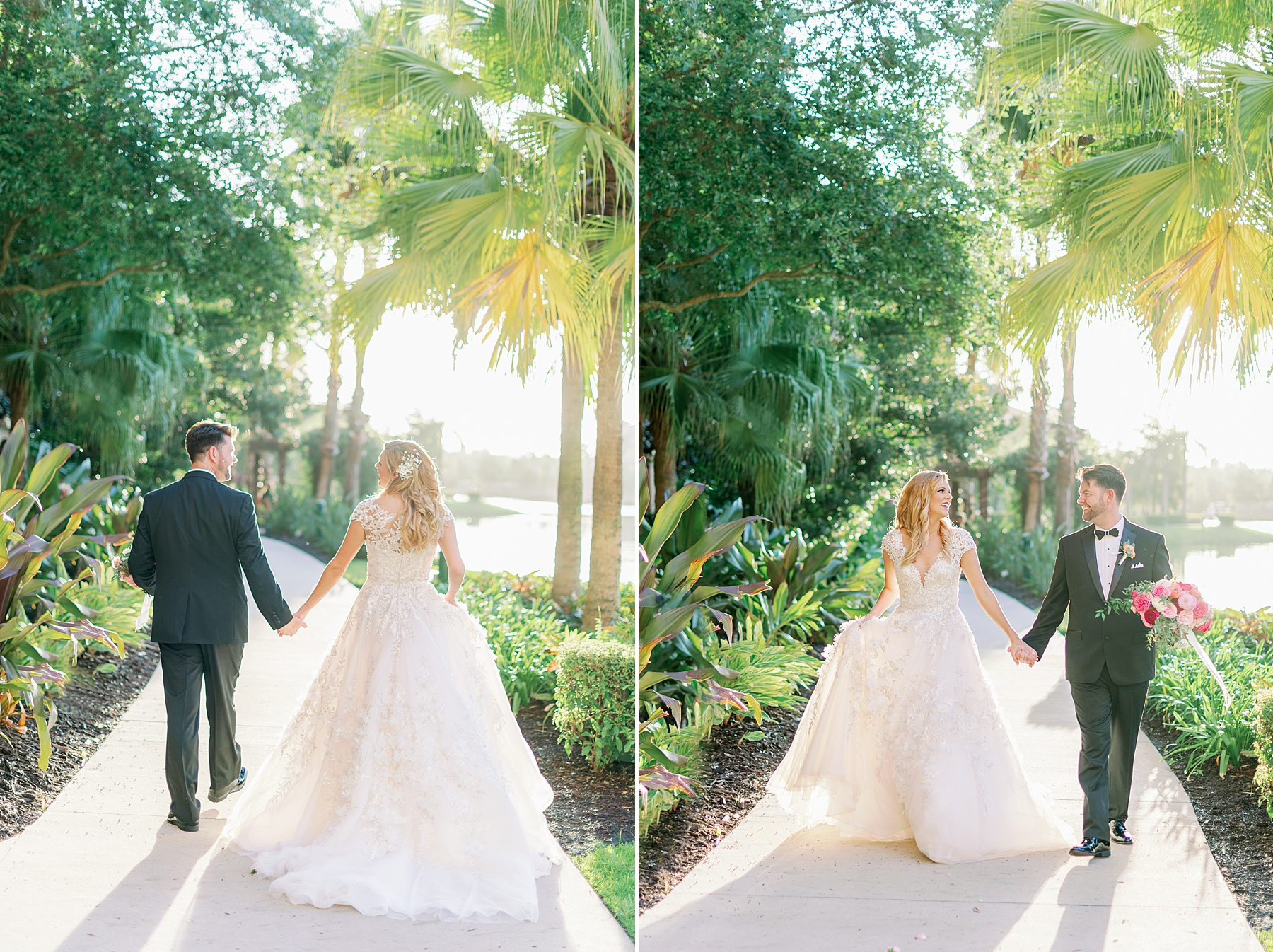 outdoor wedding photographer orlando