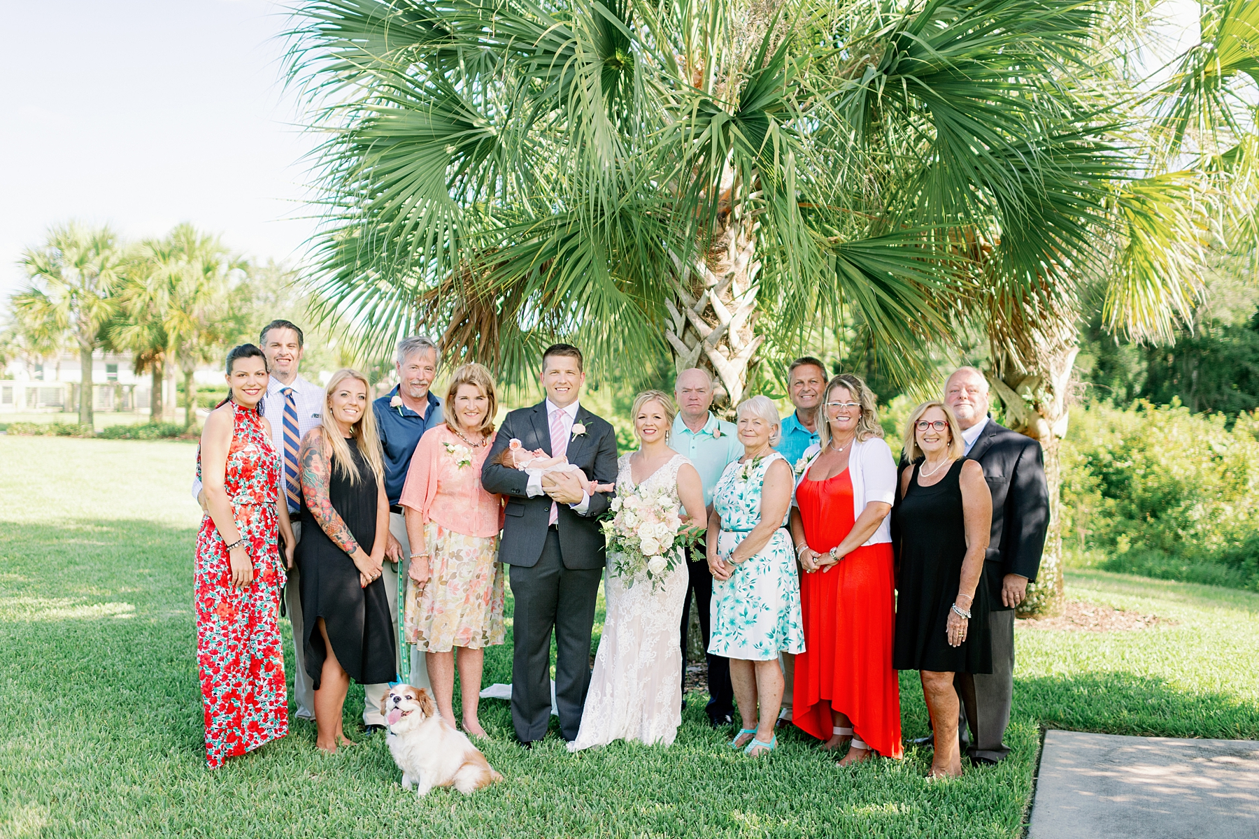 intimate orlando wedding