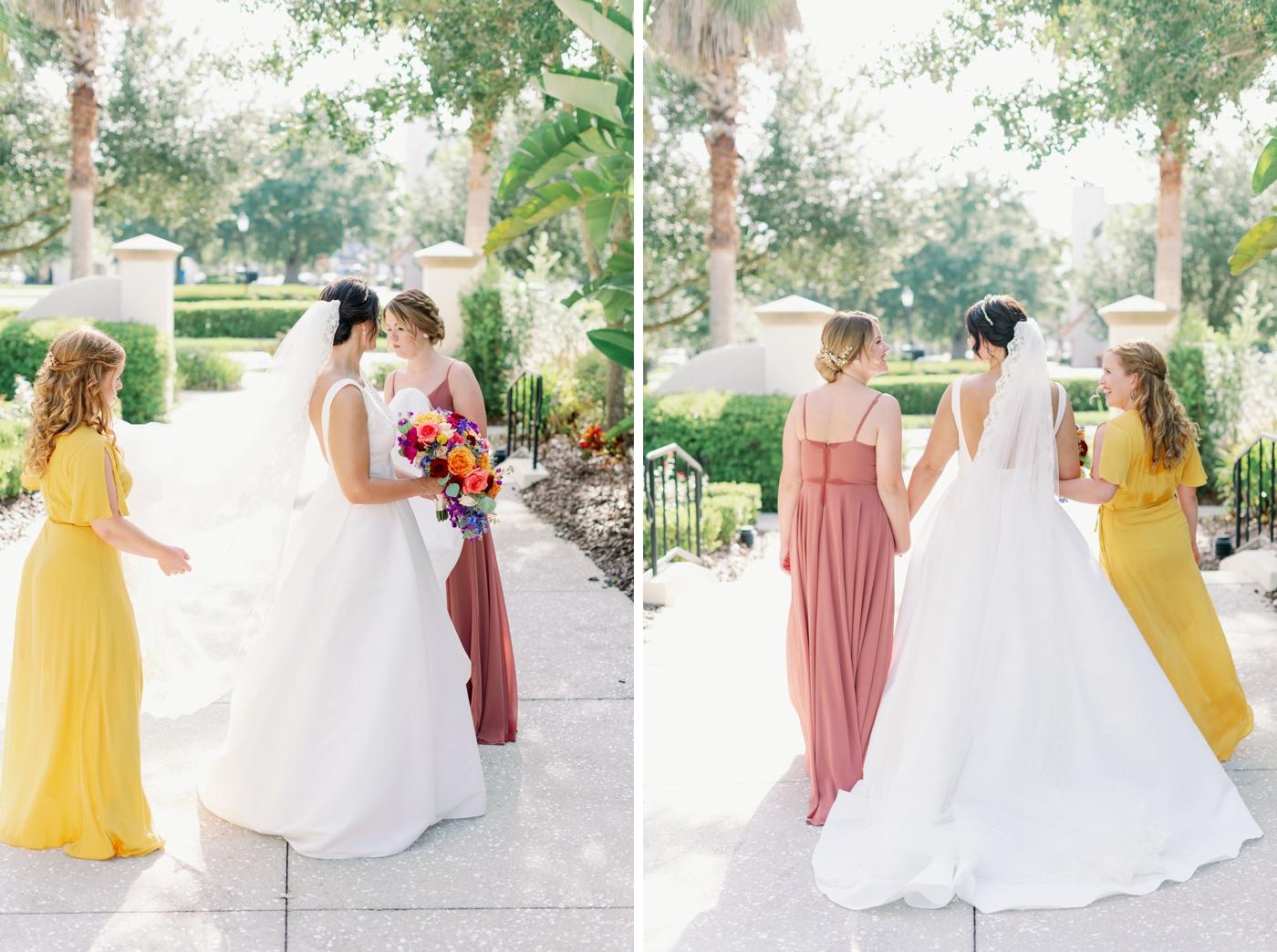 wedding photographer winter park