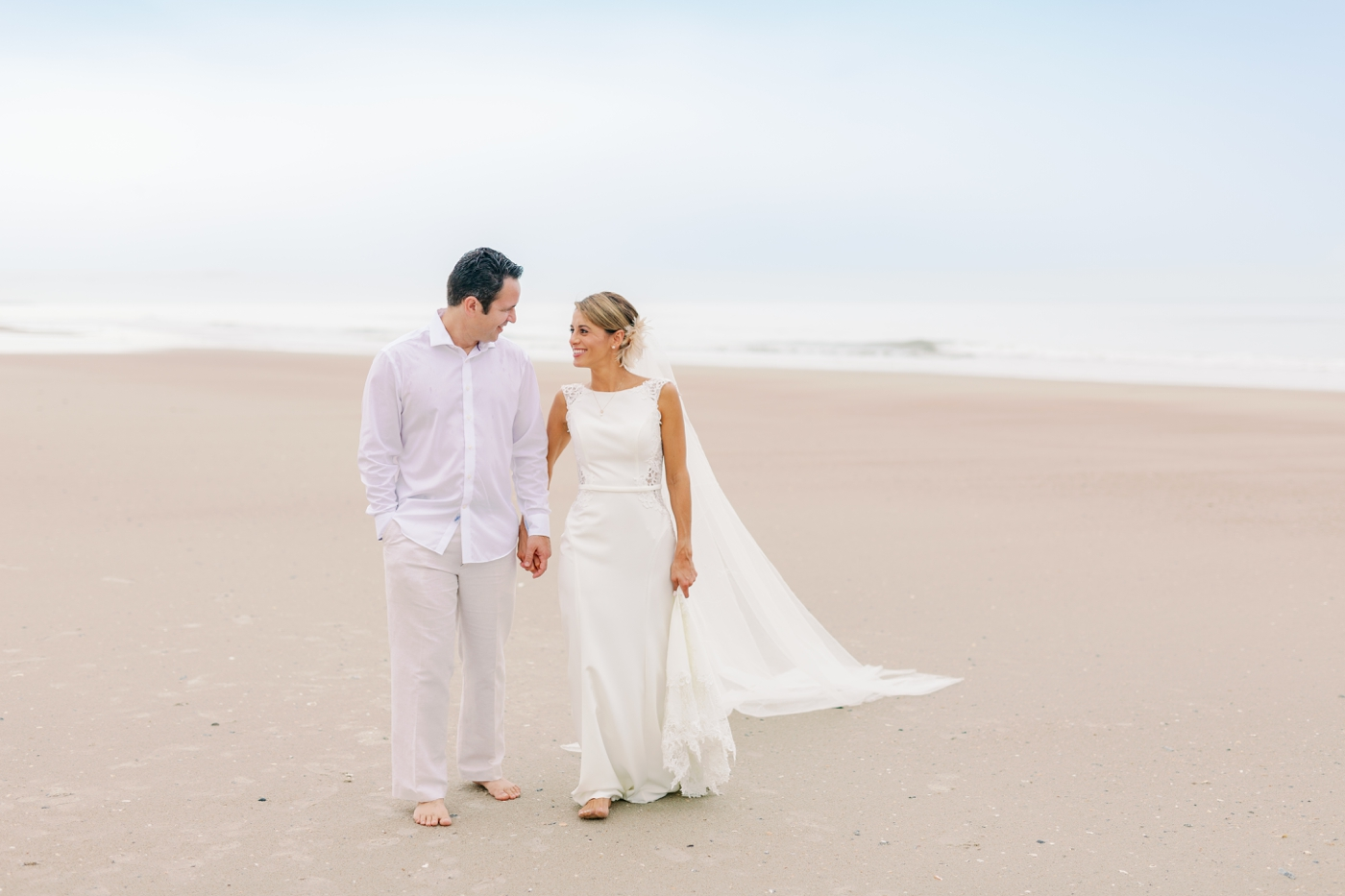 orlando beach wedding photographer