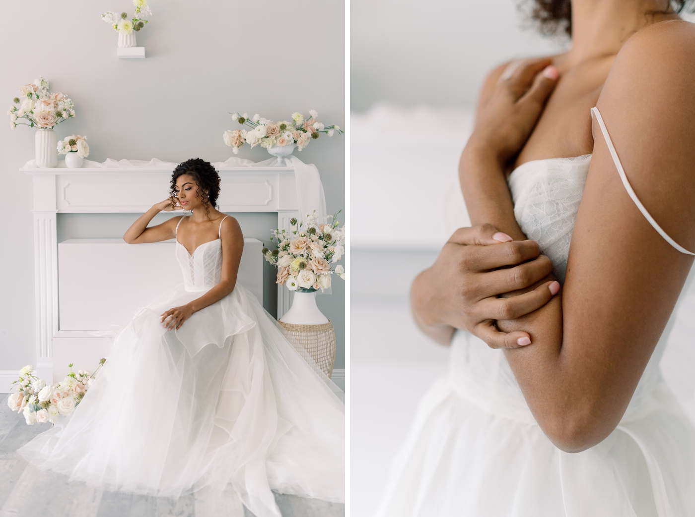 winter park bridal photography
