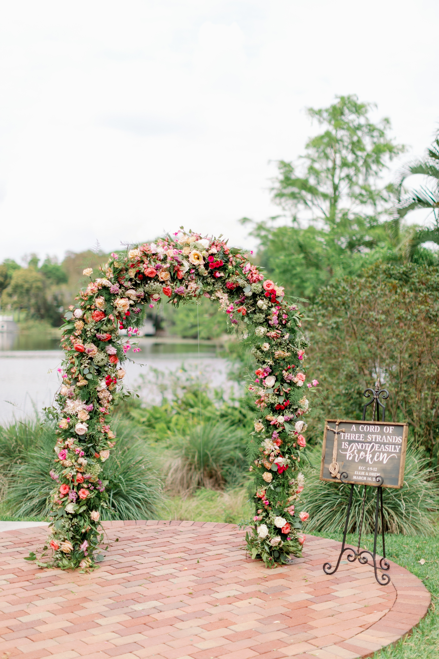Floral Archway Ideas