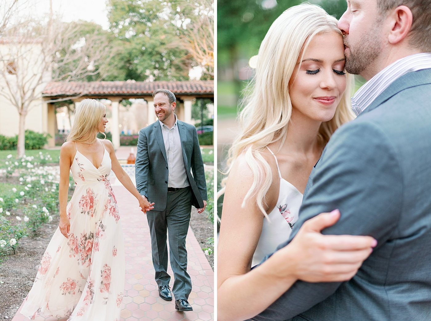 rollins college engagement session
