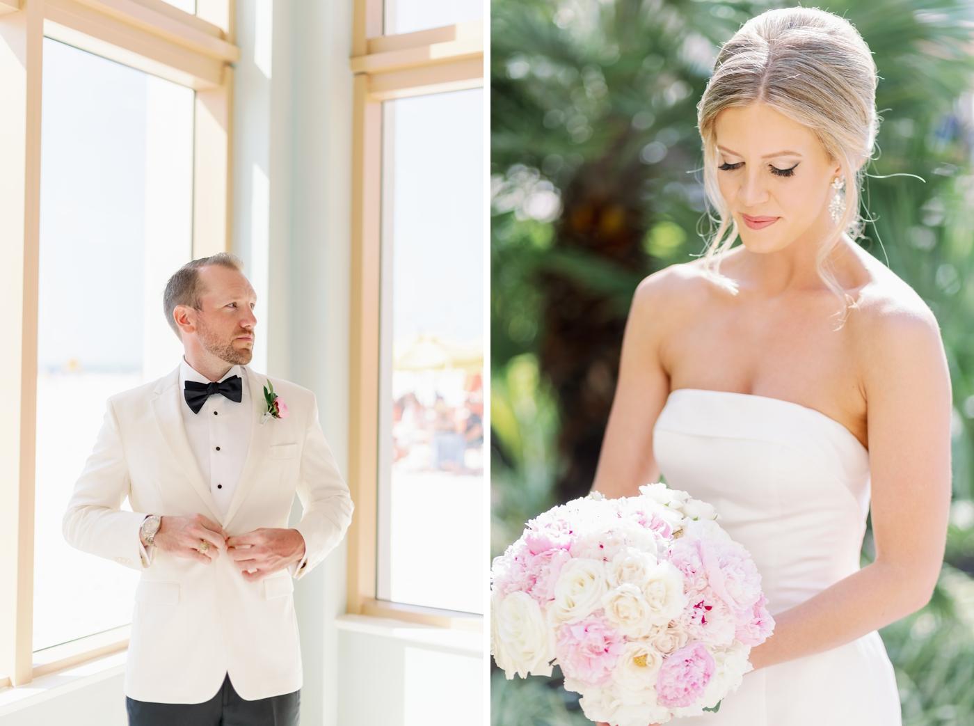 sandpearl wedding photography