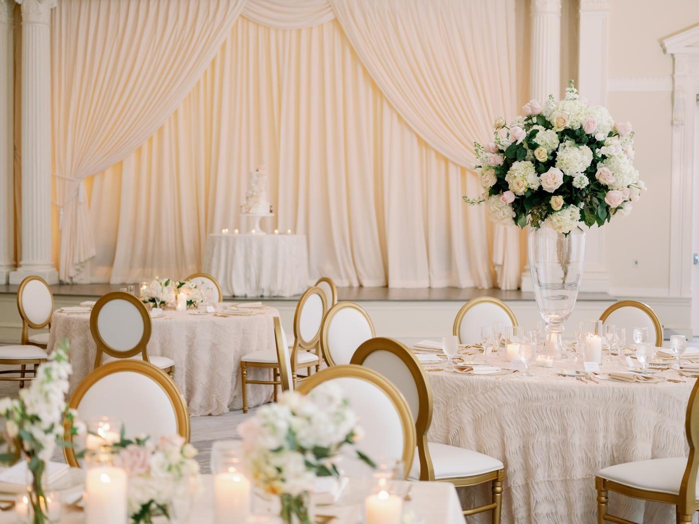 the vinoy wedding reception