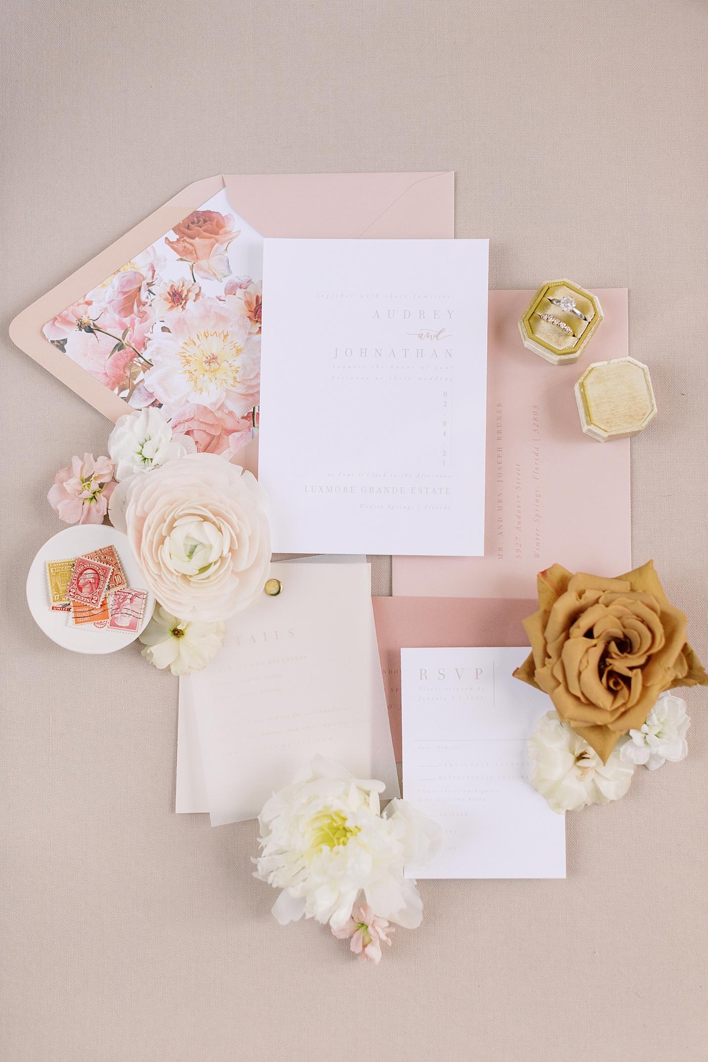 2021 spring wedding inspiration