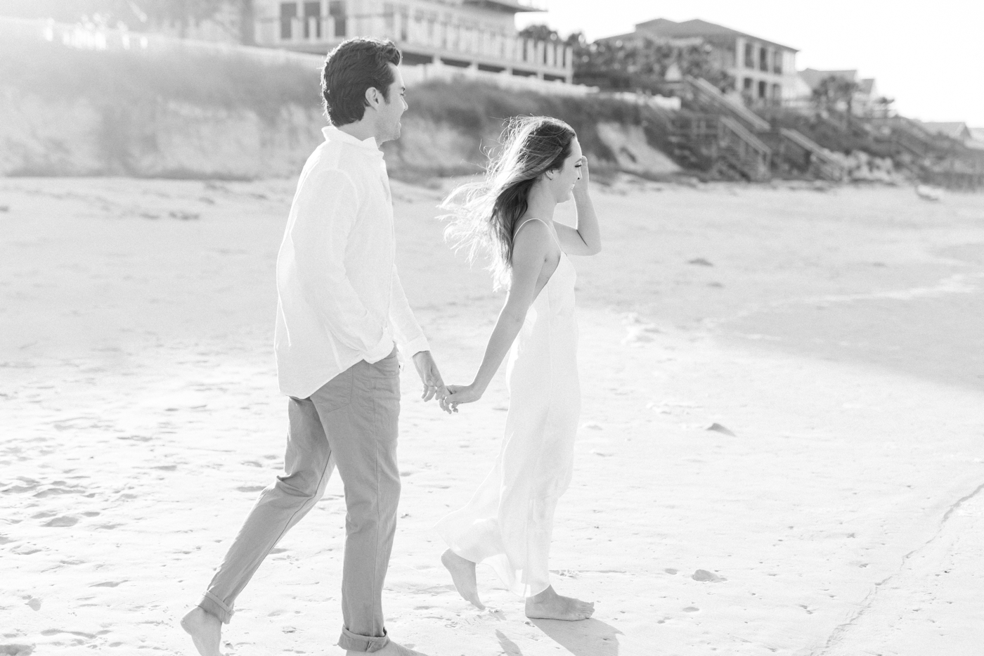 new smyrna beach engagement photography