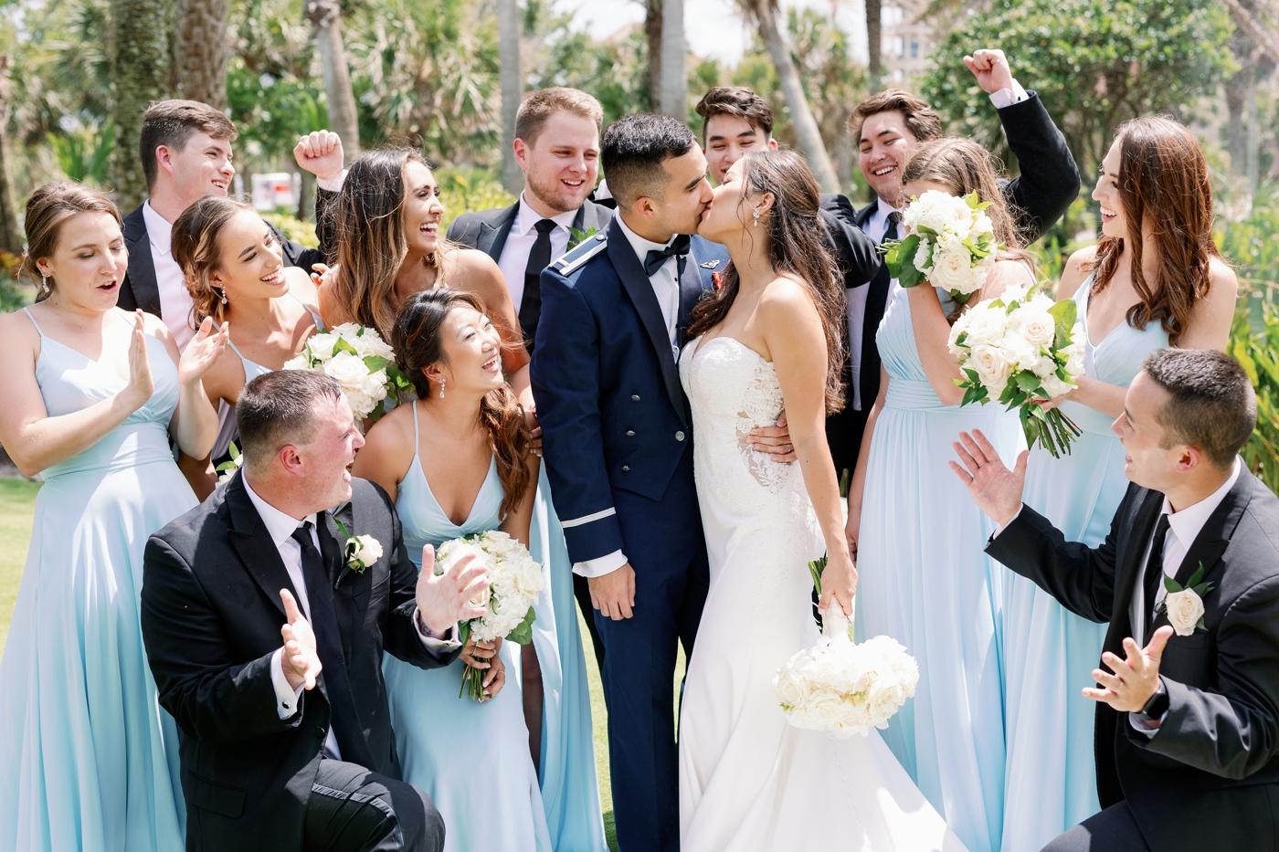 hammock beach wedding photography
