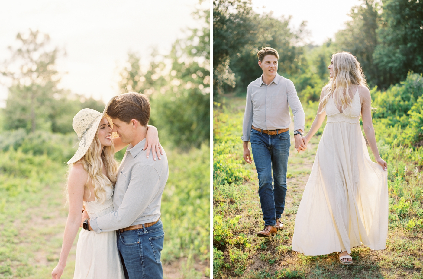 engagement session photography