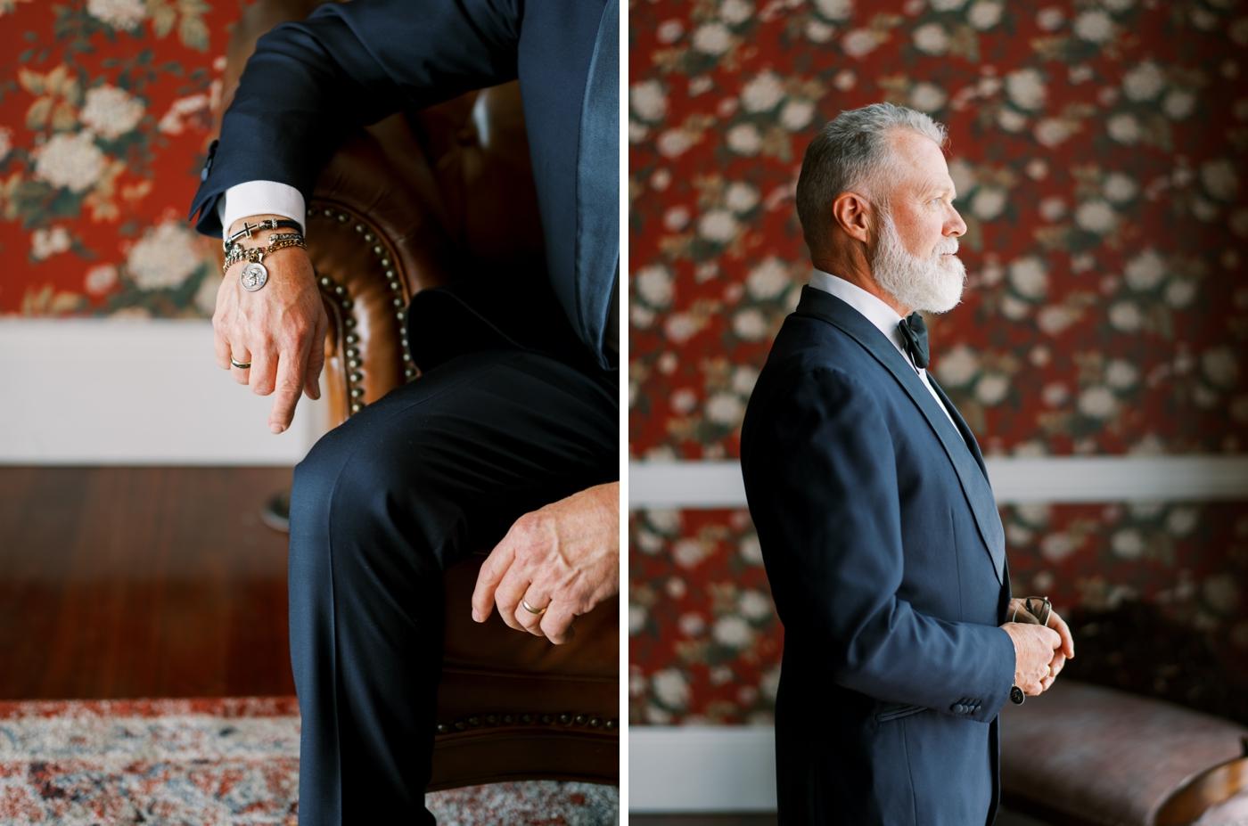 wedding groom photography